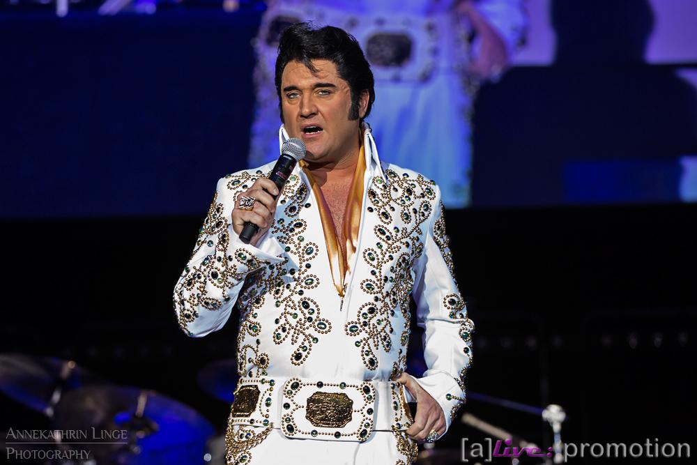 Elvis Musical Aachen