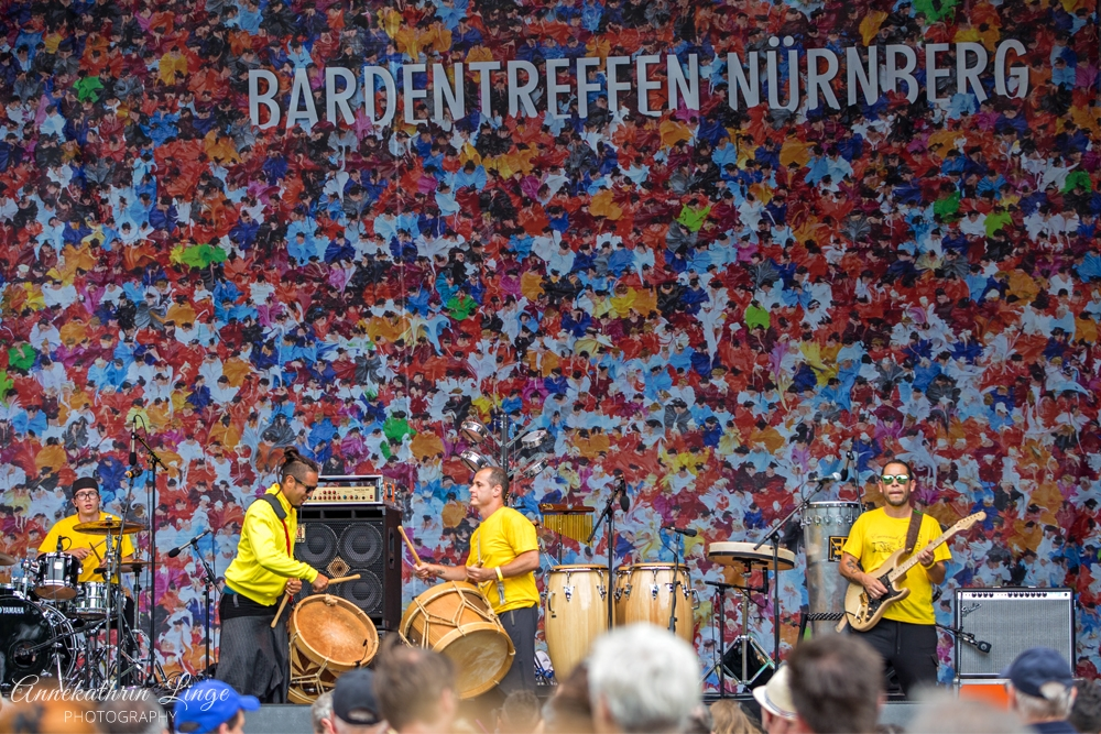 28.07.2018: Bardentreffen in Nürnberg: Emersound