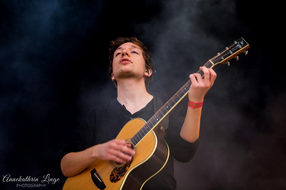 10.08.2018: Henning Wehland auf dem Open Flair-Festival in Eschwege