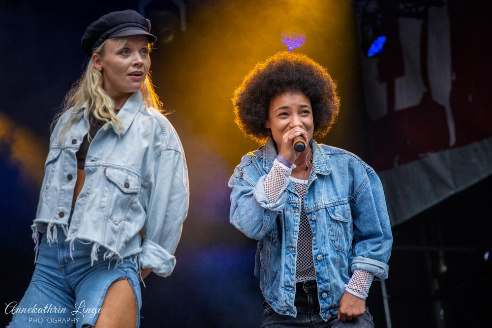 11.08.2019: Chefboss auf dem Open Flair-Festival