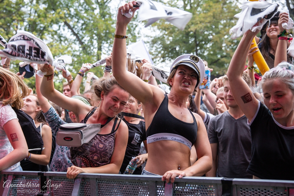 11.08.2019: Impressionen vom Open Flair-Festival