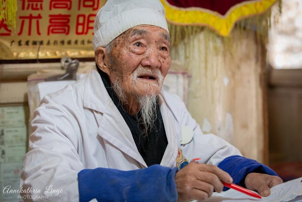 """Baisha: He Shixiu (""""Dr Ho"""")"""
