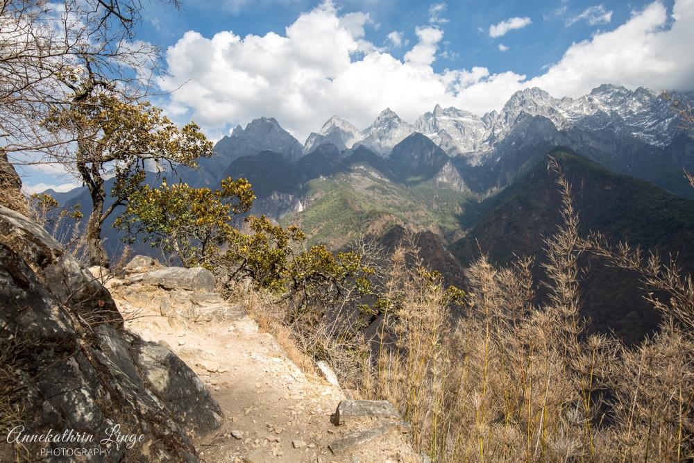 Yunnan (China): Lijiang, Tigersprungschlucht & Baishuitai