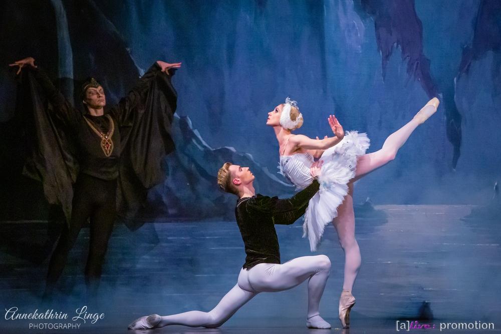 "Moscow Classic Ballet: ""Schwanensee"""