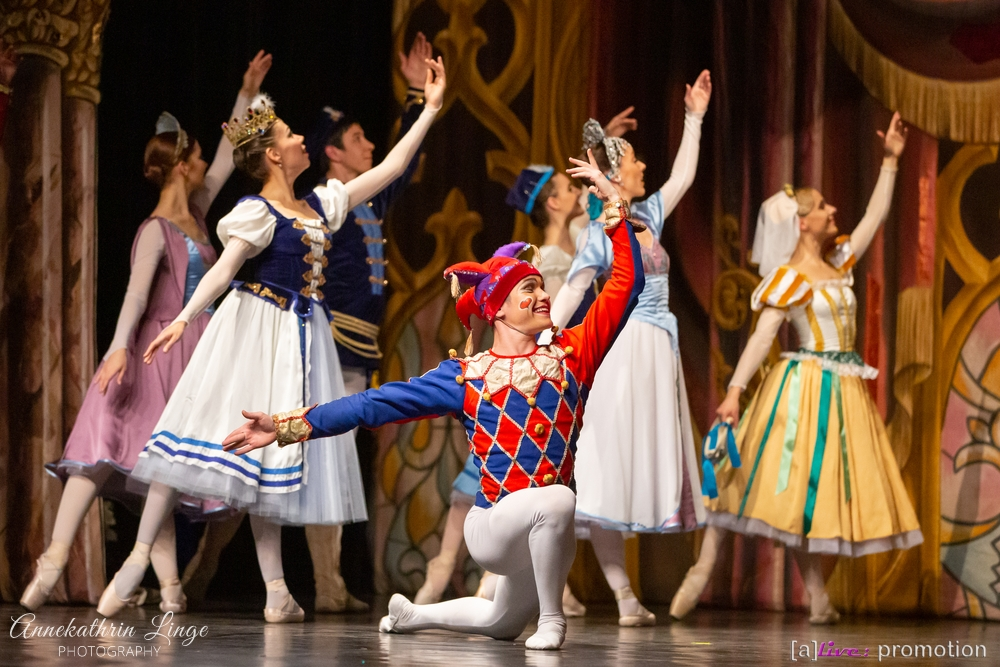 08.01.2020: Moscow Classic Ballet in Erfurt