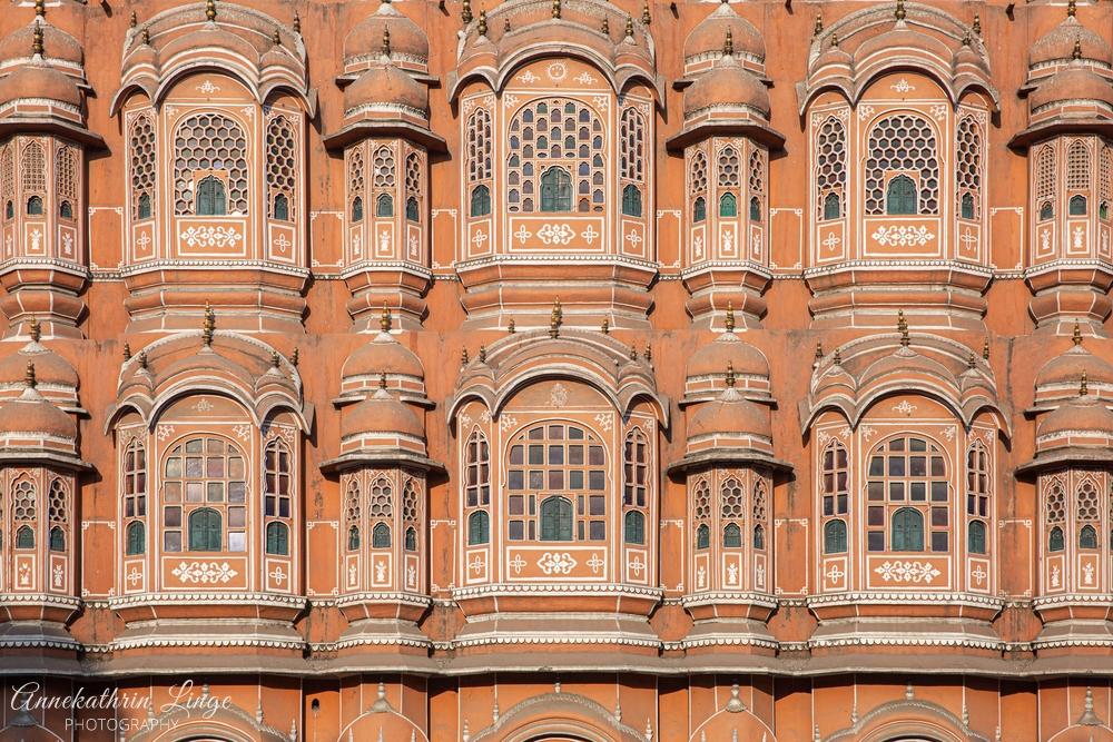 Indien / Rajasthan: Ranakpur, Udaipur & Jaipur