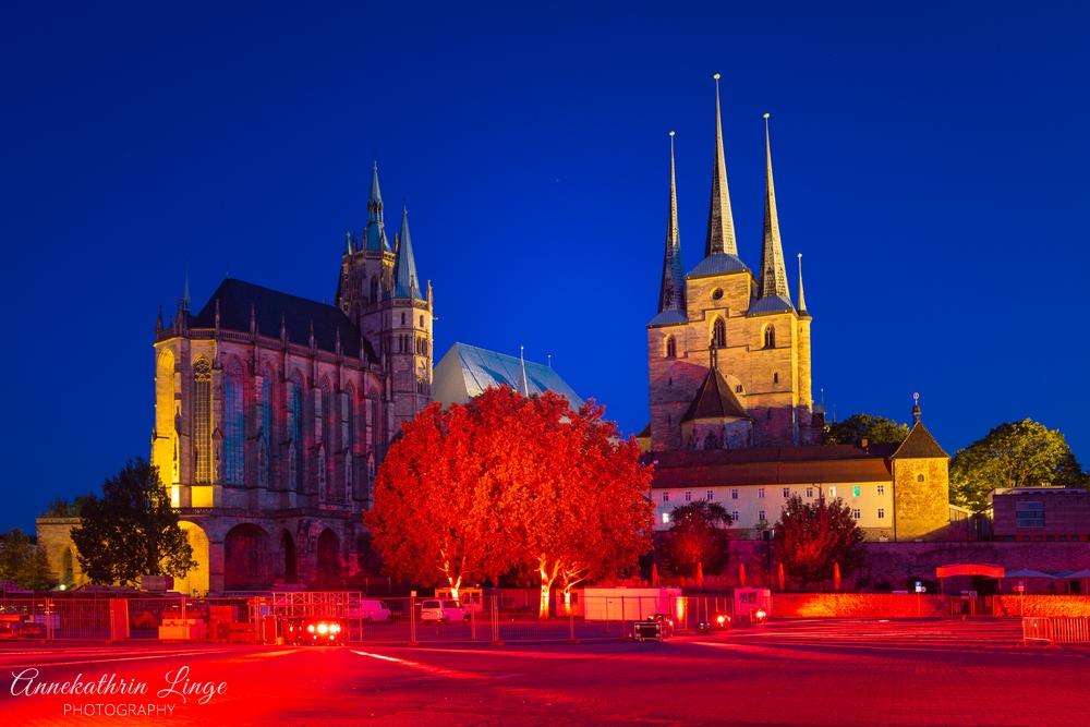 Erfurt - Night of Light