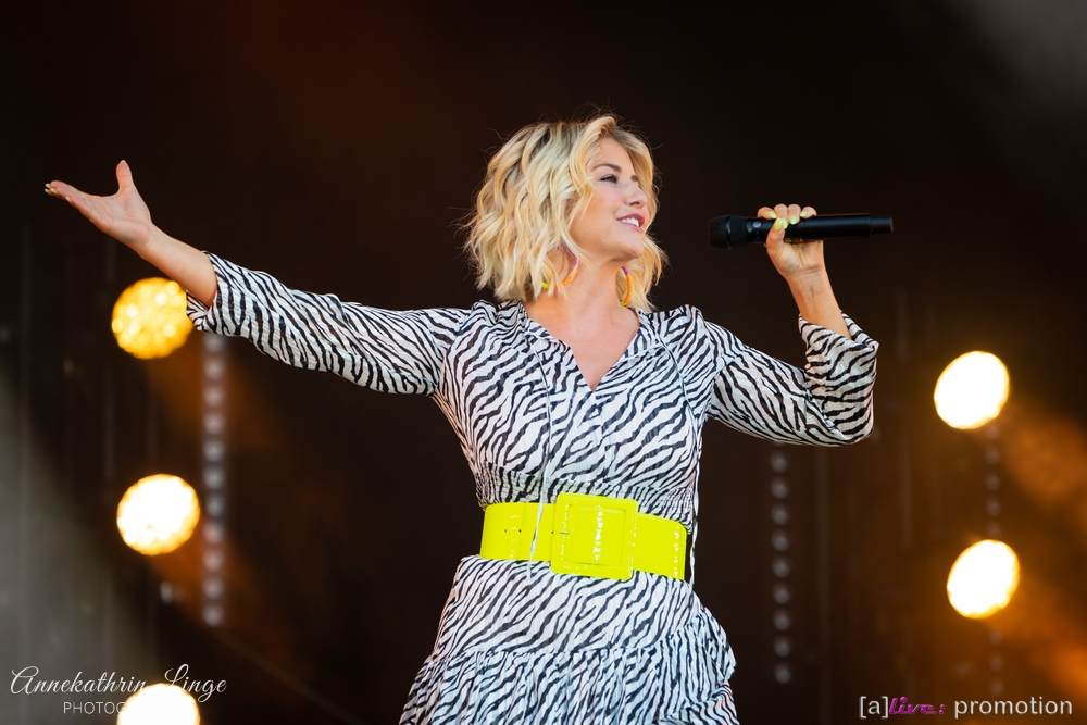08.08.2020: Beatrice Egli in Erfurt