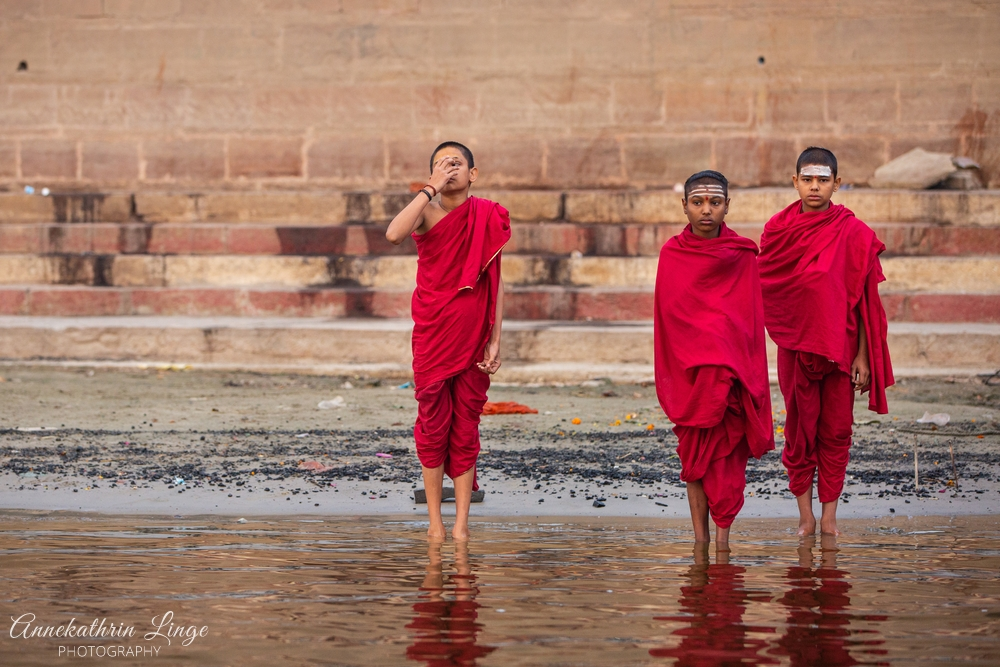 Indien: Varanasi