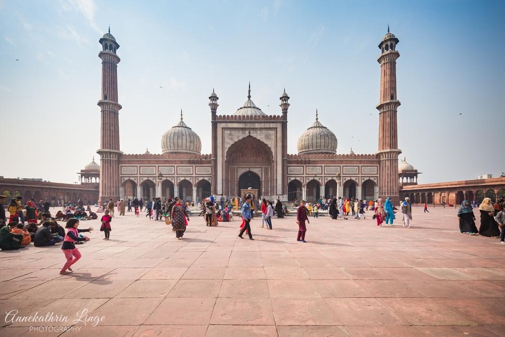 Indien: Delhi & Neu-Delhi