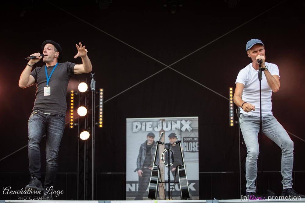 08.08.2020: JUNX in Erfurt