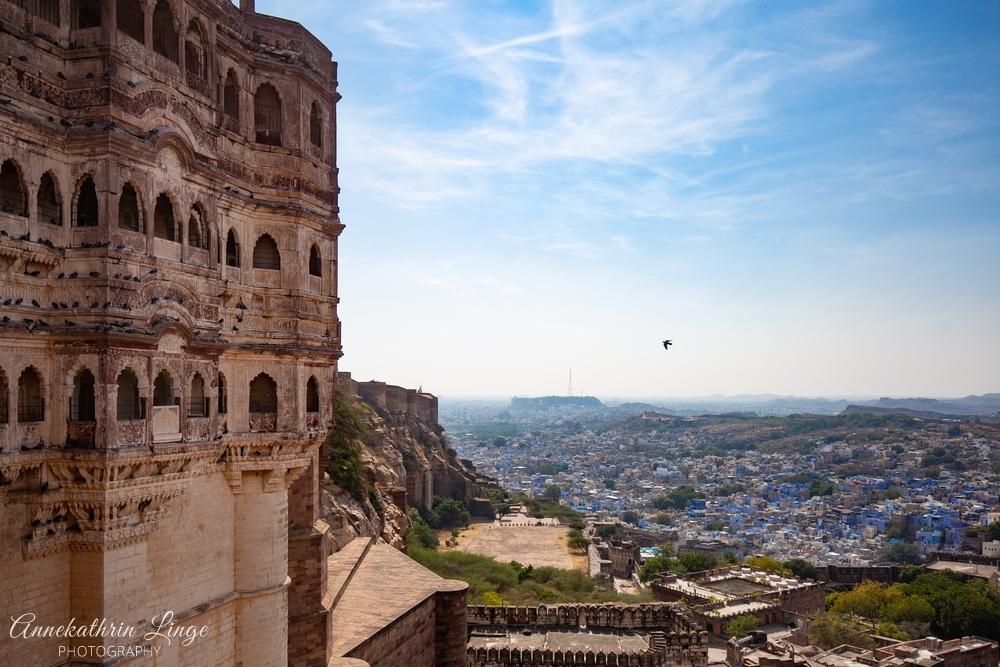 Jodhpur: Mehrangarh Fort